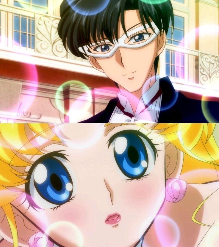 Sailor Moon Crystal Act 4 Dance Masquerade Mamoru Chiba amp Usagi