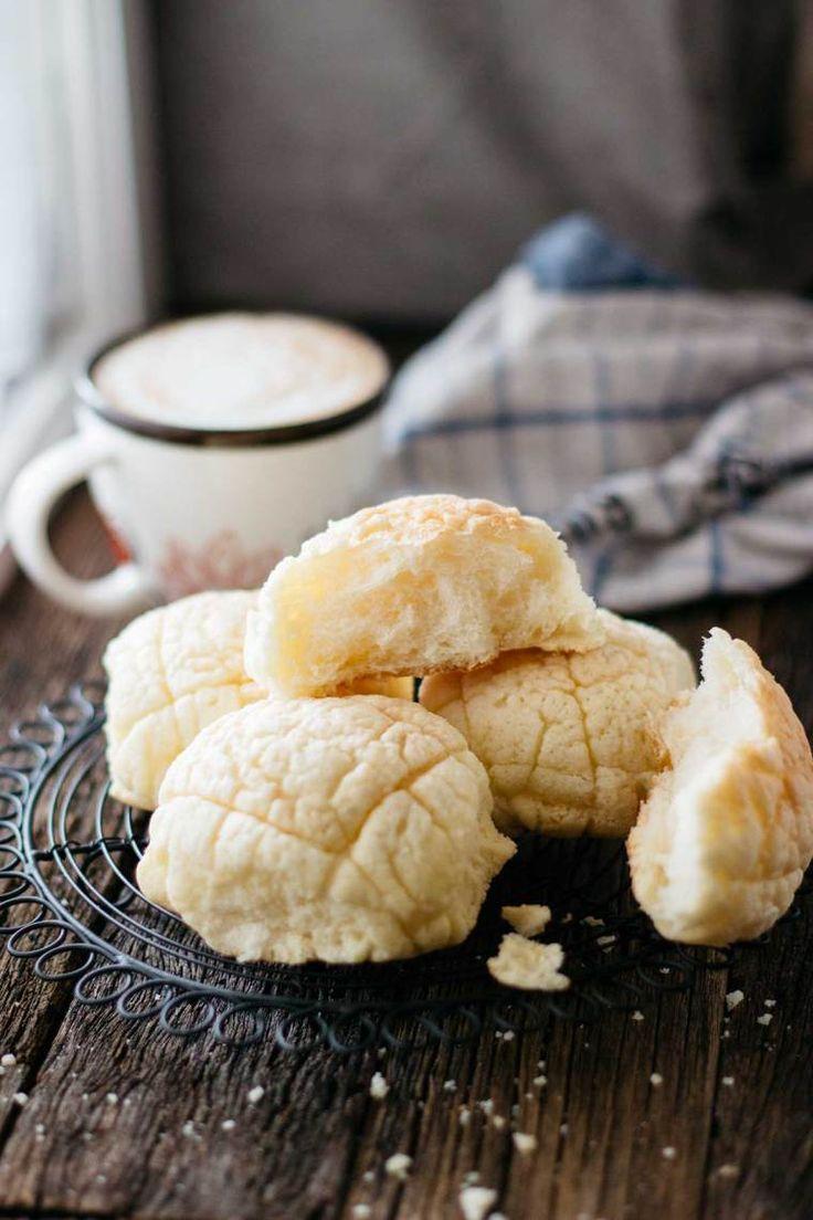 Japanese Melon Bread | Chopstick Chronicles