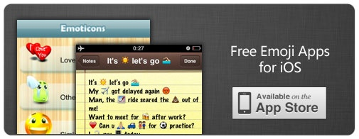7 Free Emoji Apps for iPhone/iPad