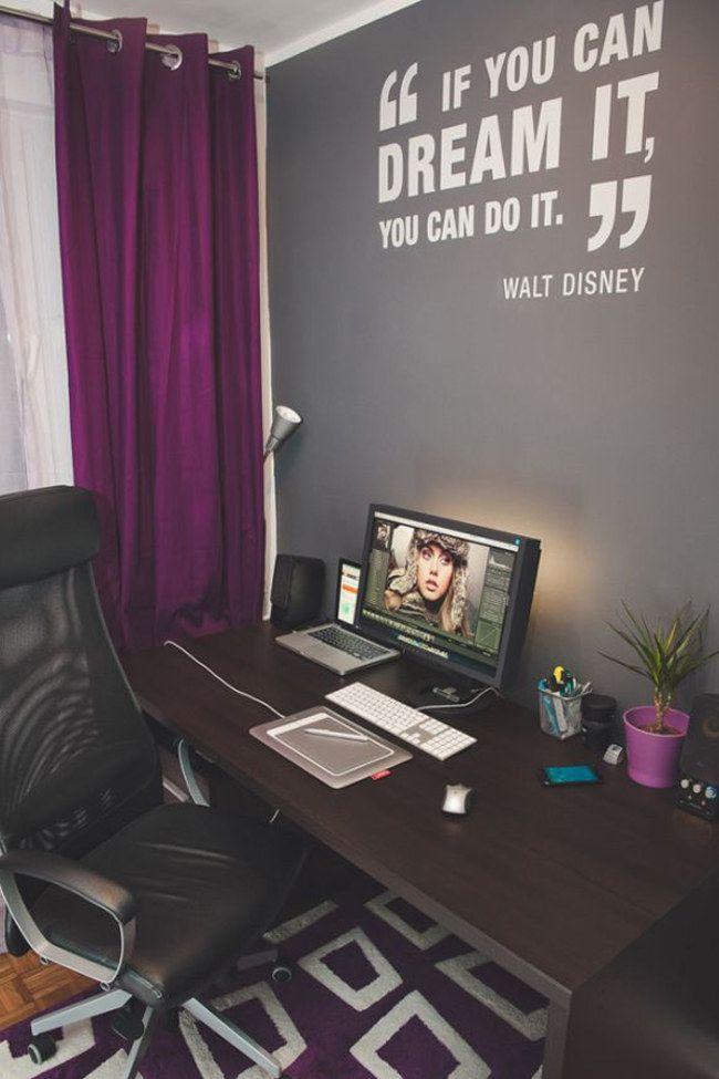 best 25 professional office decor ideas on pinterest decorate bookshelves work desk and work. Black Bedroom Furniture Sets. Home Design Ideas