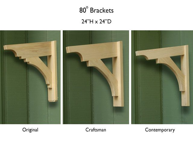 14 best images about trellis bracket styles on pinterest for Craftsman style brackets