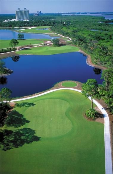 Raptor Bay Golf Club in Bonita Springs, FL, Raymond Floyd designed course..