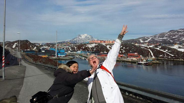Annemarie og Inger