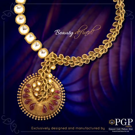 Enhance your inner beauty!  For any queries regarding the price of the jewellery or otherwise, email us at query@pgpgroups.com