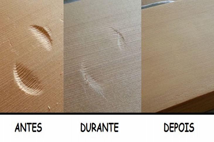 Sabe aquele móvel ou piso de madeira que você tanto gosta e está amassado? Você consegue consertar! E é mais simples do que imagina. Veja agora!