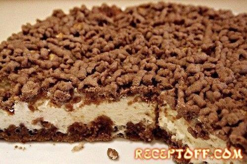 Originální recept na výborný koláč s tvarohem. Tradiční receptura, která Vás nezklame.