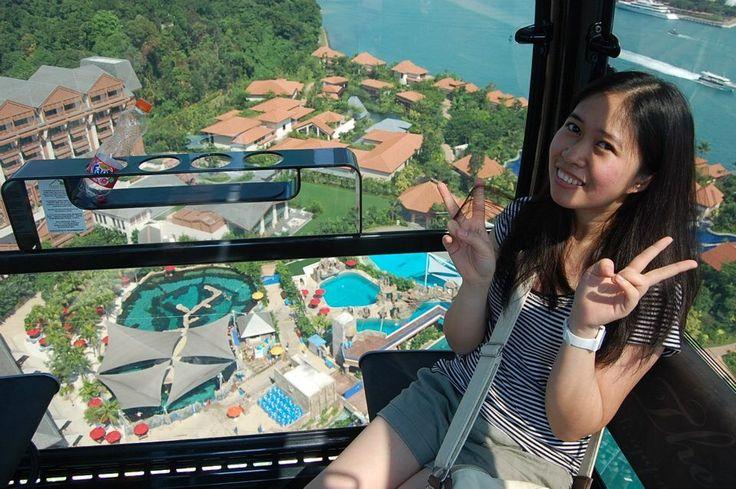 Sentosa Cable Car Singapore