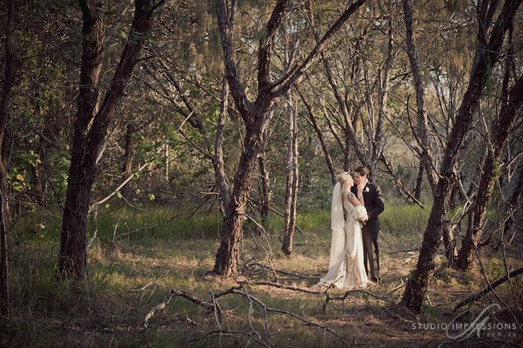 Real Wedding - Alison & Trent by Studio Impressions Photography