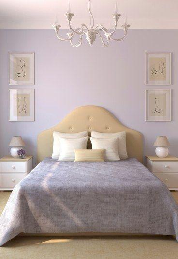 Position du lit dans une chambre orientation de la tte de lit with position du lit dans une - Position du lit ...