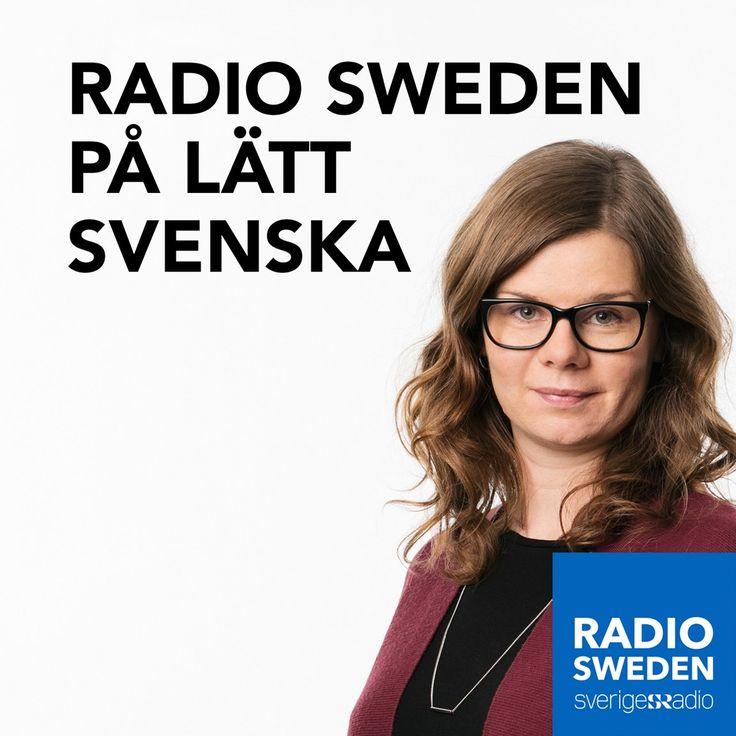 Nyheter på lätt svenska för dig som är ny i Sverige.