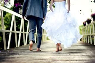 June is the start of summer and the wedding season! Choosing the perfect wedding dress and accompanying groom tuxedo or suit may seem impossible. The choices are endless! But, never fear. There are ways to narrow down your selections to a preferred few. Get tips on how to find the perfect wedding dress and groom's attire to make your walk down the aisle a memorable one.  Read the rest of the blog article by clicking on the image.