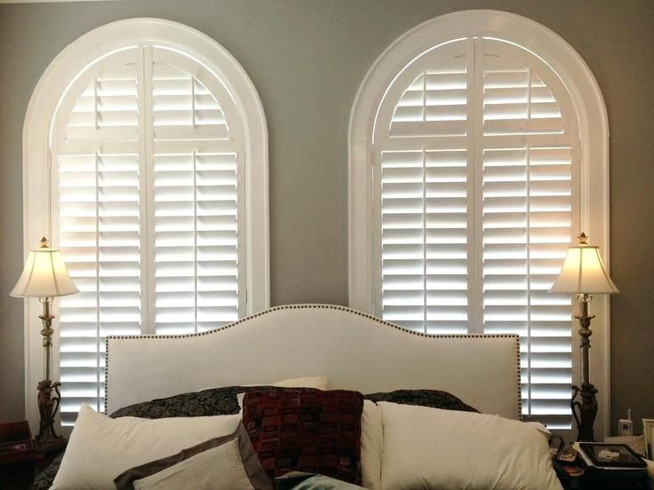 Image Result For Window Treatments Round Top Windows