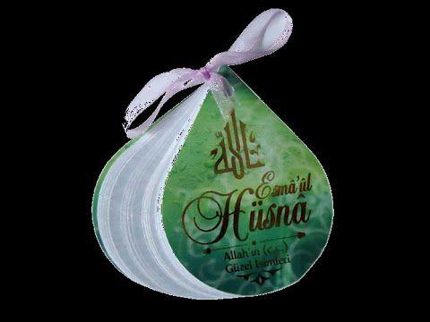 İnsanı Rahatlatan Esmaül Hüsna Esma Zikri.