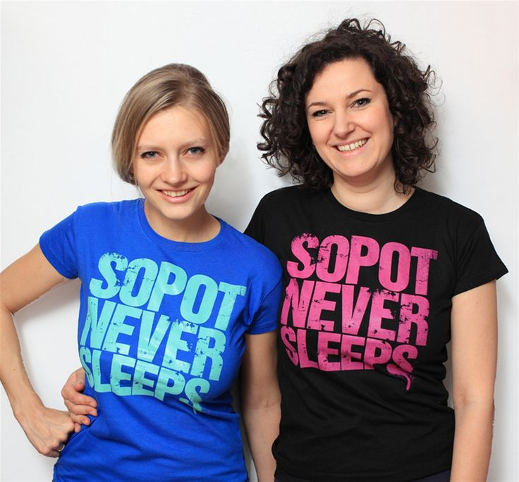Sopot Never Sleeps Women`s T-Shirt  #sopotneversleeps #sopot #monciak #fashion #everydayparty #t-shirt #souvenir #gift #clothing