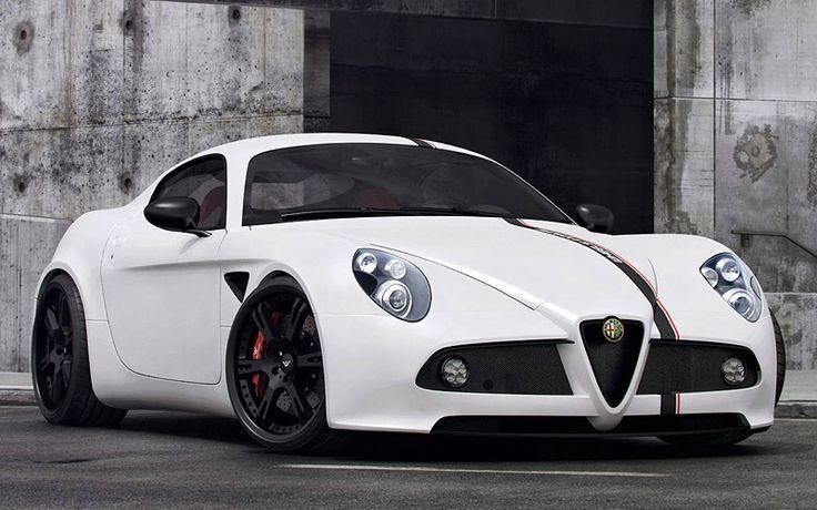 2012 Alfa Romeo 8C Competizione Wheelsandmore Stage II