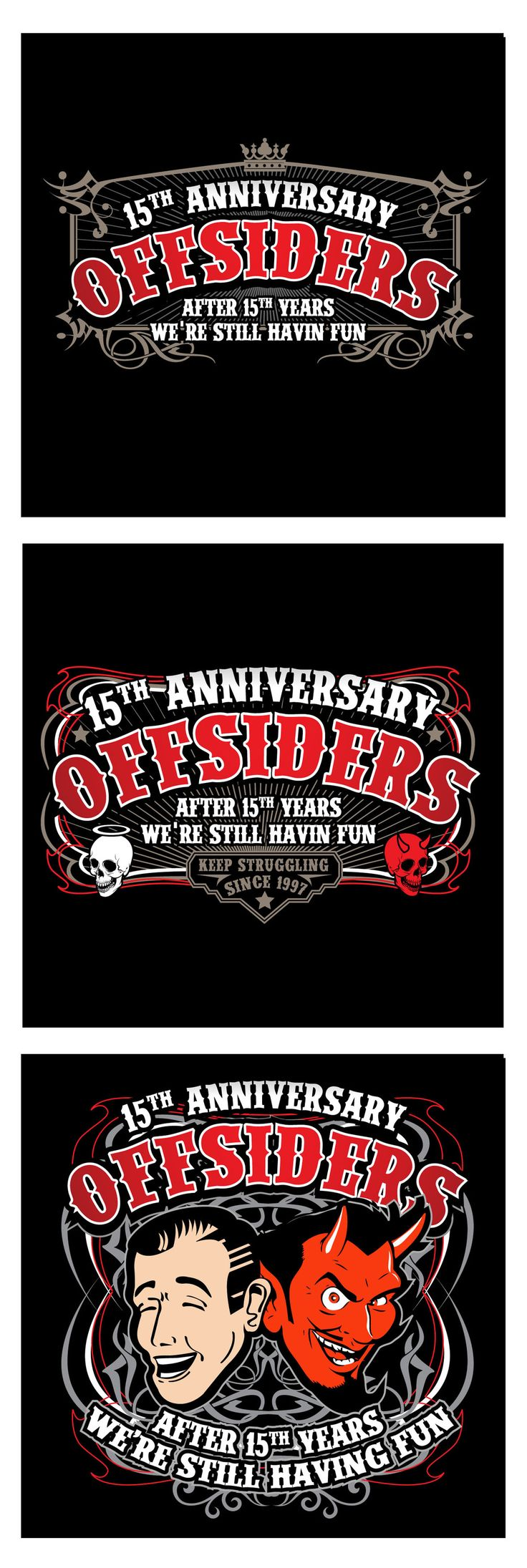 Offsiders Anniversary