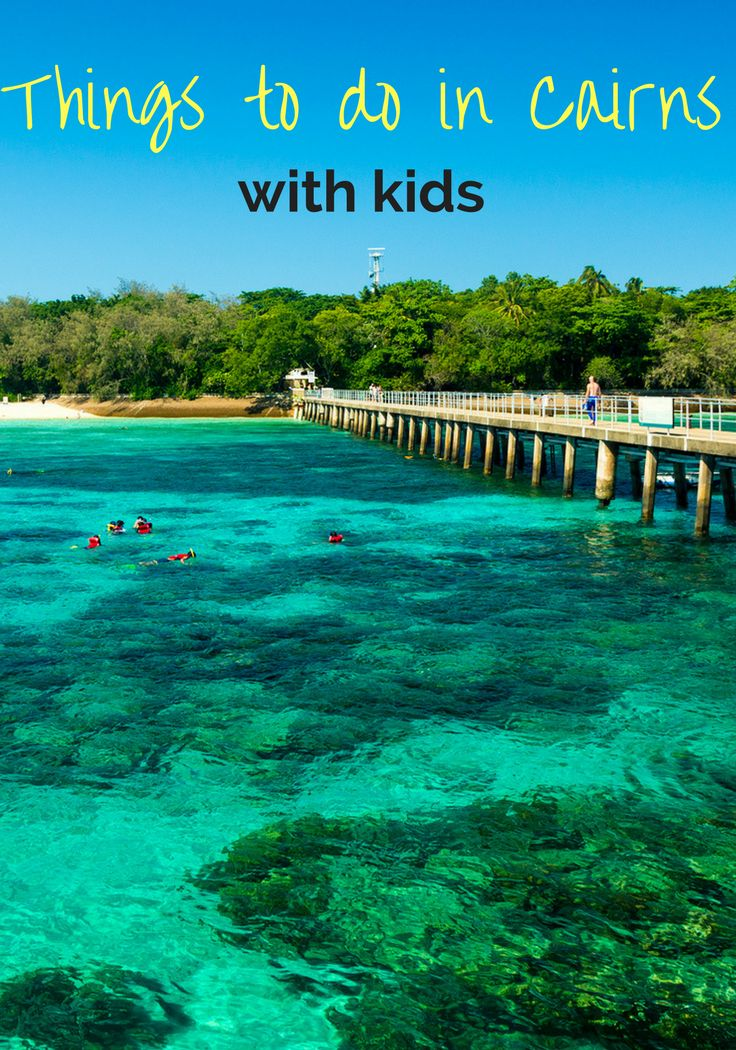 The complete guide to things to do in Cairns with kids including surrounding areas like Port Douglas. This really is one of the best destinations in Australia with kids