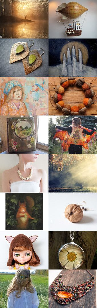 September thaughts... by Skadia Bojakowska-Radwan on Etsy--Pinned with TreasuryPin.com