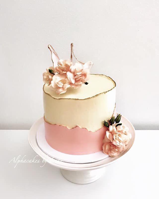 Geburtstagstorte von Loan Phan – # – Leckere Torte !! – #Geburtstagstorte #Kek …   – Torten