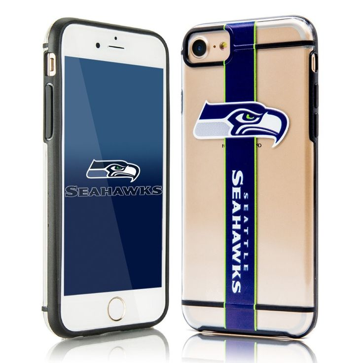 PROSPORT Hydro Clear iPhone 7 Case - SEATTLE SEAHAWKS