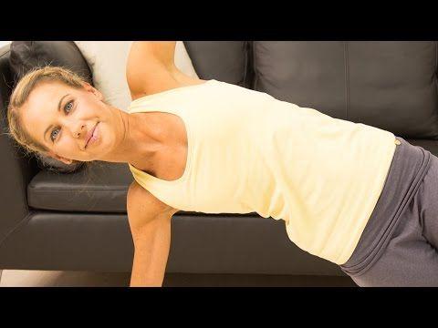Faszien Training für Anfänger: Fit mit Yoga - YouTube