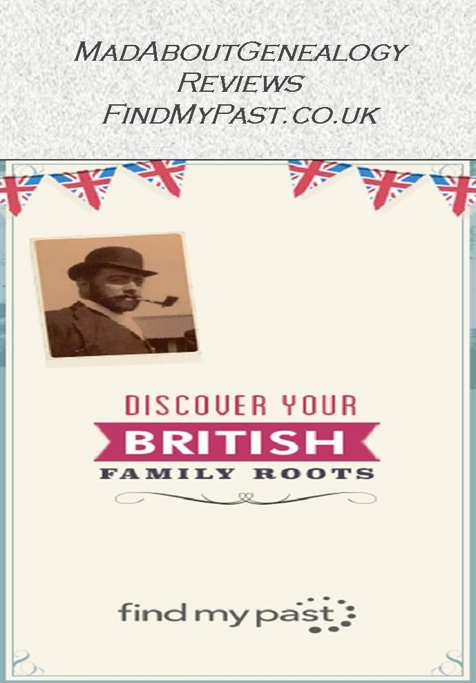 Discover your British family roots.