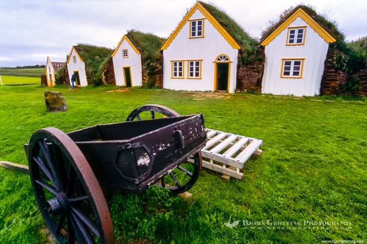 #Glaumbær Folk #museum was originally founded as the #Skagafjörður #Heritage…