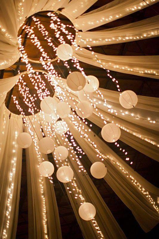 Wedding Lighting. | Read more: http://simpleweddingstuff.blogspot.com/2015/02/wedding-lighting.html