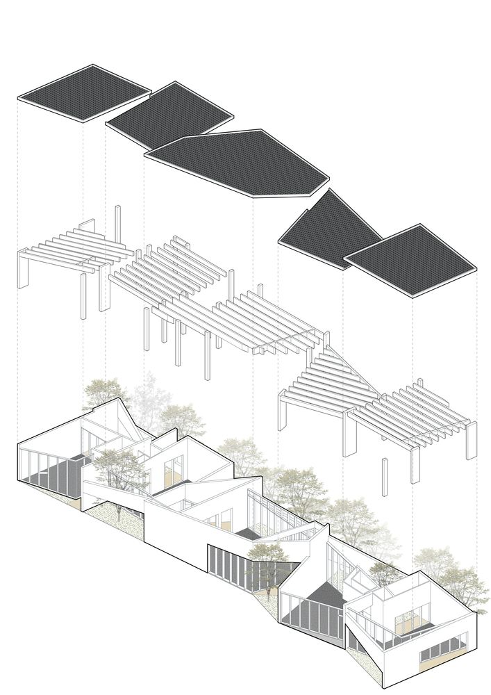 Gallery of Living Art Pavilion / MOZHAO ARCHITECTS – 25