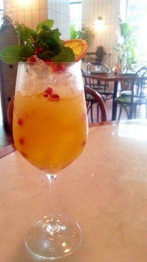 Pomegranate & Citrus *Non Alcohol