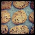 Condensed Milk Choc Chip Cookies