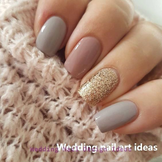 35 Simple Ideas for Wedding Nails Design 1 #nailid…