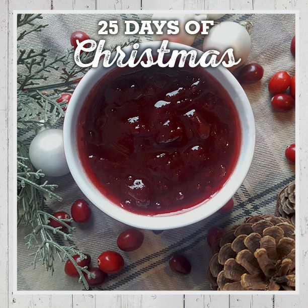 Cranberry sauce is a Christmas classic, brightening up your holiday table and your plate! Farm Boy Cranberry Sauce is made from Nova Scotia cranberries. Don't forget to save an extra jar for your Boxing Day turkey sandwiches. #FB25daysofChristmas bit.ly/2gYxWhy