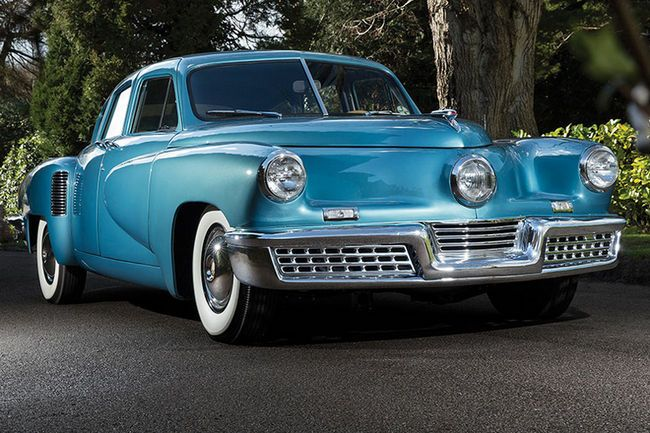 1948 Tucker Torpedo                                                                                                                                                                                 More