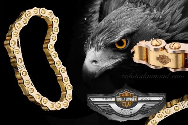 Золотые браслеты,цепопочки - Золотой Дом