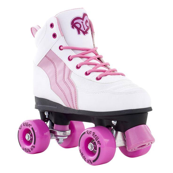 Patine cu rotile Rio Roller Pure Pink in stoc la magazinul Skates.ro din Bucuresti, Calea Plevnei Nr 222. Livrare rapida in toata tara.