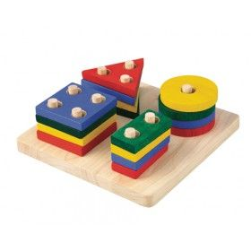 Geometrik Sıralama Tahtası (Geometric Sorting Board)