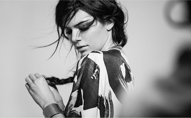 MANGO, Tribal Spirit yıldızı Kendall Jenner
