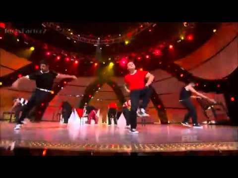 Step Up Revolution Cast Performes On So You Think You Can Dance - YouTube