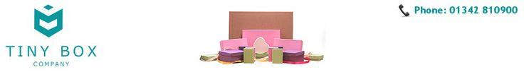 The Tiny Box Company- UK  - Snap shut boxes
