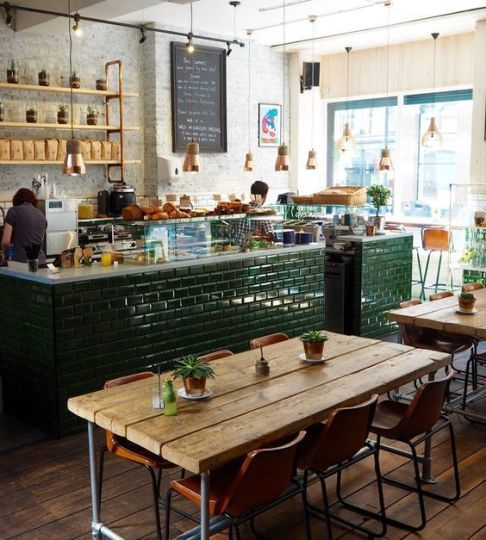 The 10 Coolest Cafes In London You Need To Visit