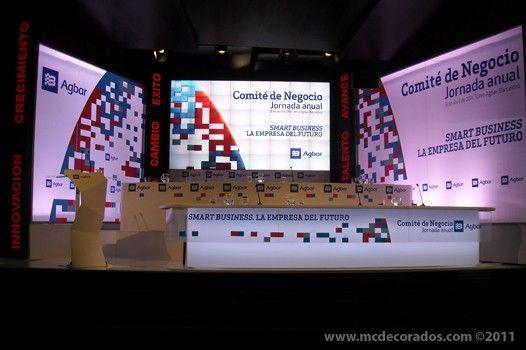 Evento Comité de negocios - Agbar