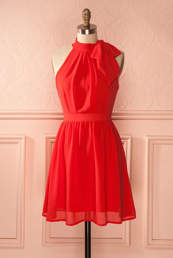 Lysanor Red ♥ New yesterday from Boutique 1861
