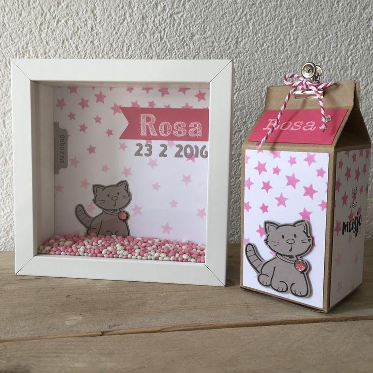 LindaCrea: Gift Box #2 & In een Lijstje voor Rosa