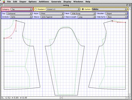 32 best Sewing - Pattern Cutting, Drafting Software images on ...