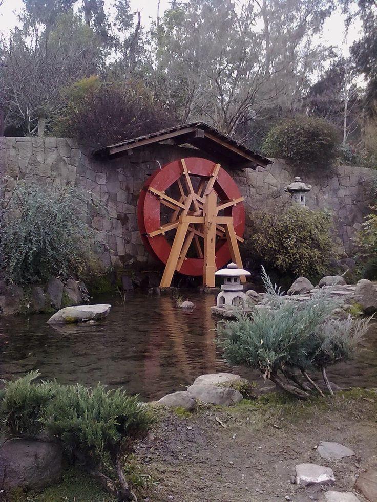 Japanese garden | Jardin Japones, Cerro San Cristobal, Santiago