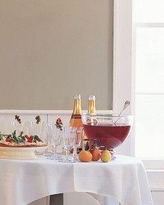 Pomegranate-Champagne Punch- New Year's Punch Recipe @Gail Regan Truax://poorgirlsguidechicago.wordpress.com/2013/12/30/pomegranate-champagne-punch-new-years-punch-recipe/