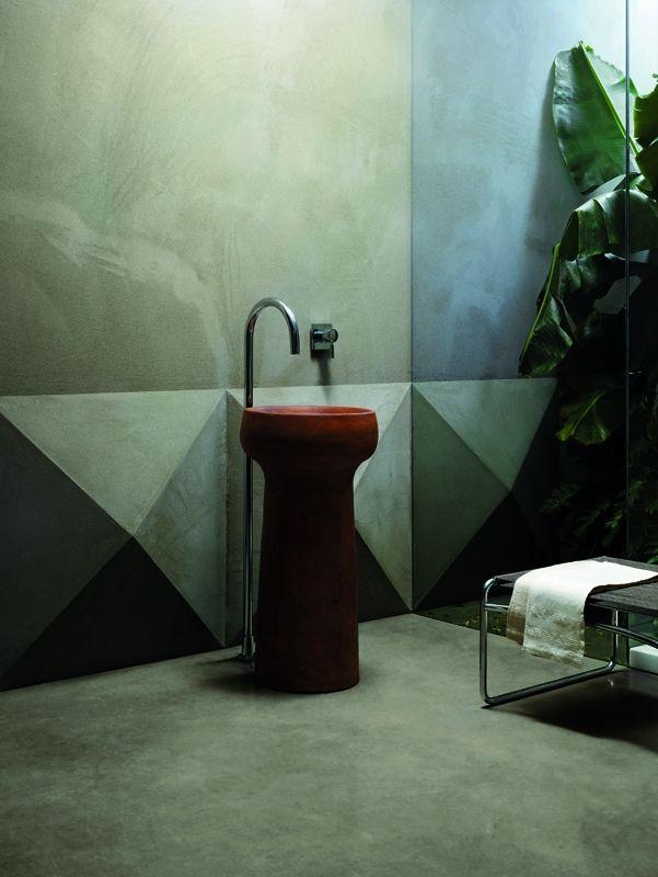 Ceramic bathroom ware Nuvola   Azzurra Ceramica S.p.A.