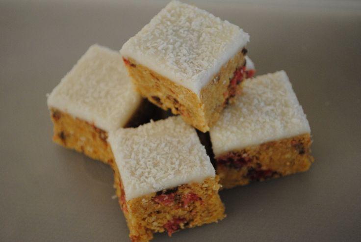 Cherry Ripe Biscuit Slice - Best Recipes