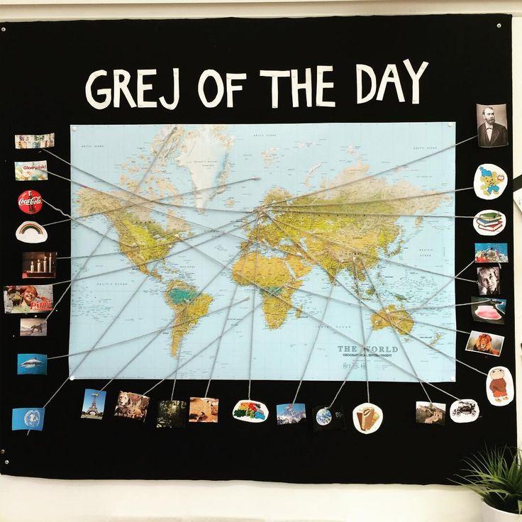 Dagens Grej Of The Day handlade om världsbokdagen.
